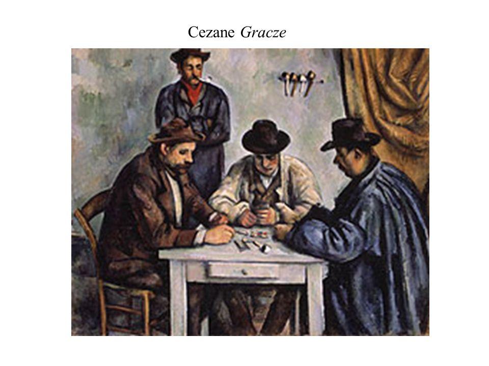 Cezane Gracze