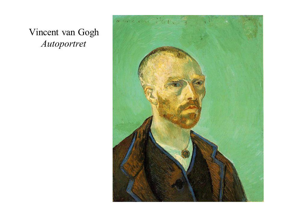 Vincent van Gogh Autoportret