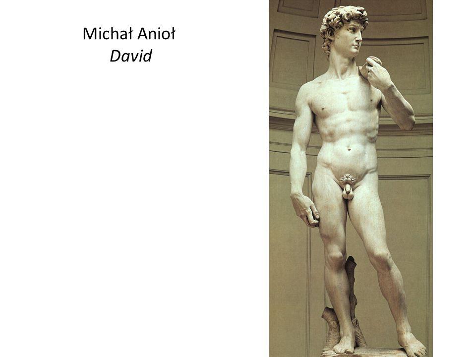 Michał Anioł David
