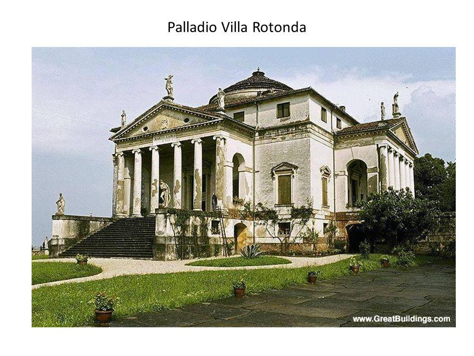 Palladio Villa Rotonda