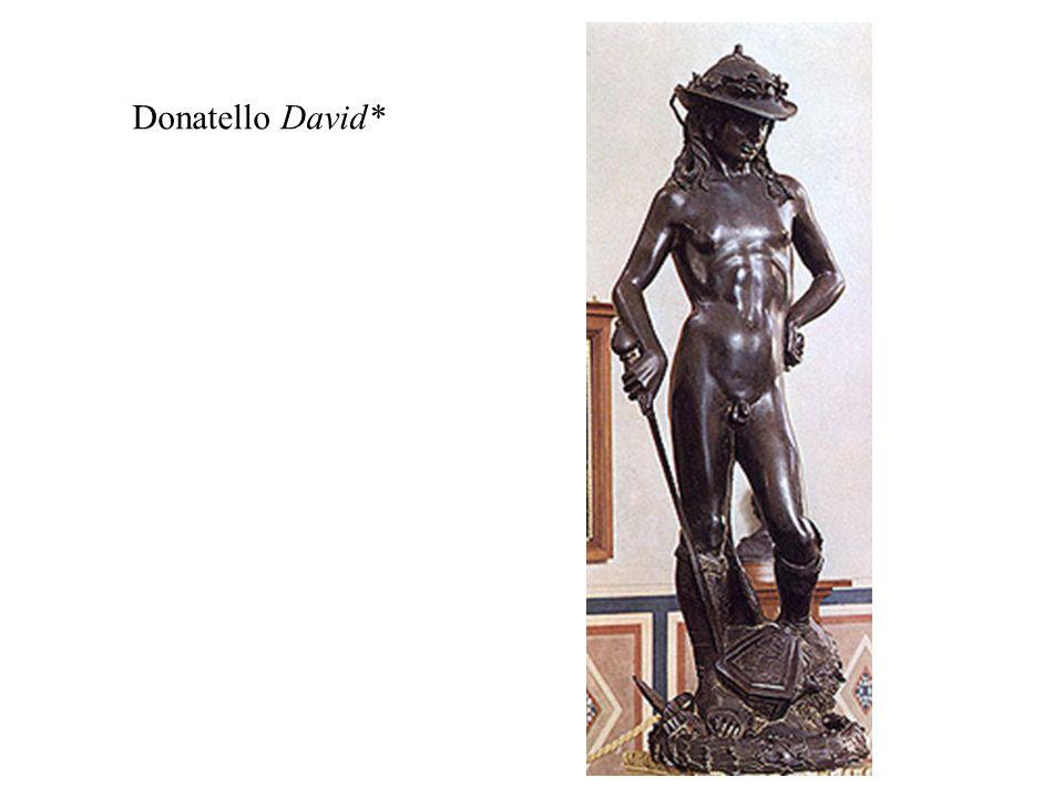 Donatello David*