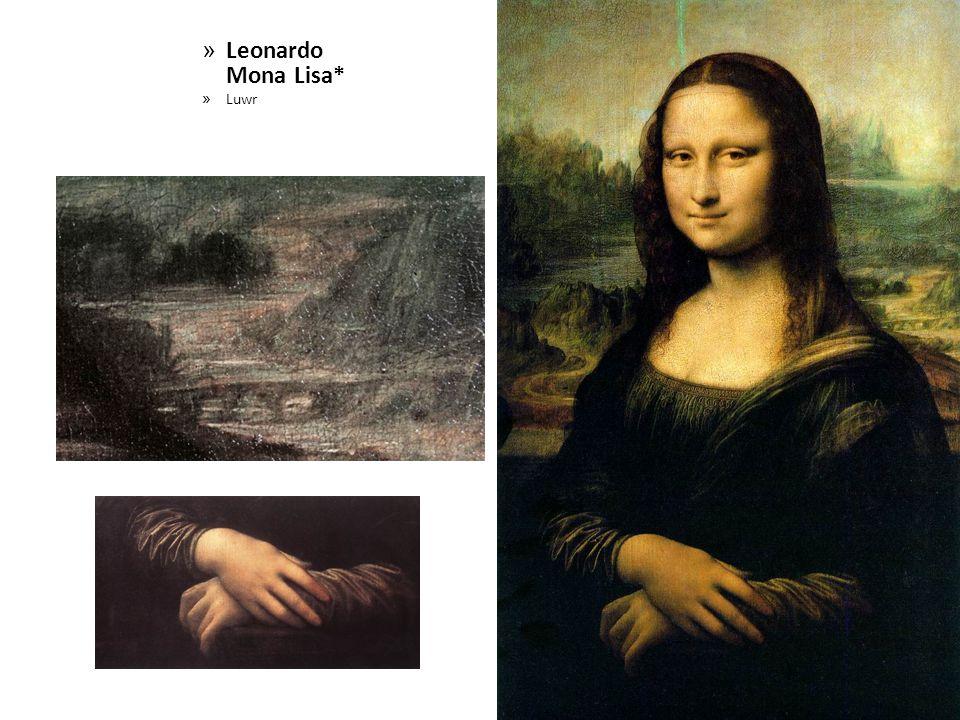 » Leonardo Mona Lisa* » Luwr
