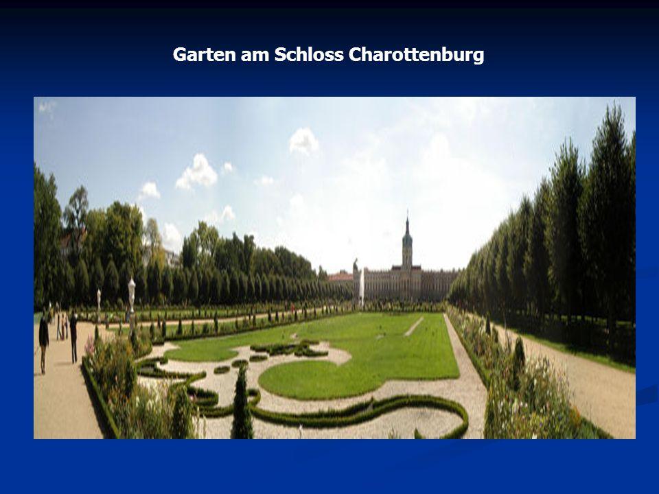 Garten am Schloss Charottenburg