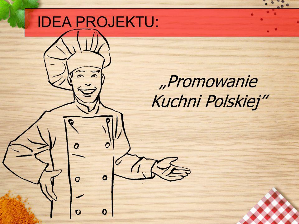Główną ideą Festiwali Kuchni Polskiej jest promowanie Kuchni Polskiej, jako reprezentacyjnej marki narodowej.