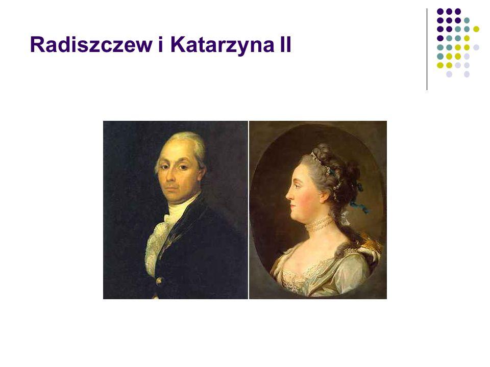 Radiszczew i Katarzyna II