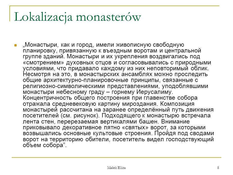 Małek Eliza 29 Prawosławne monastery w Polsce