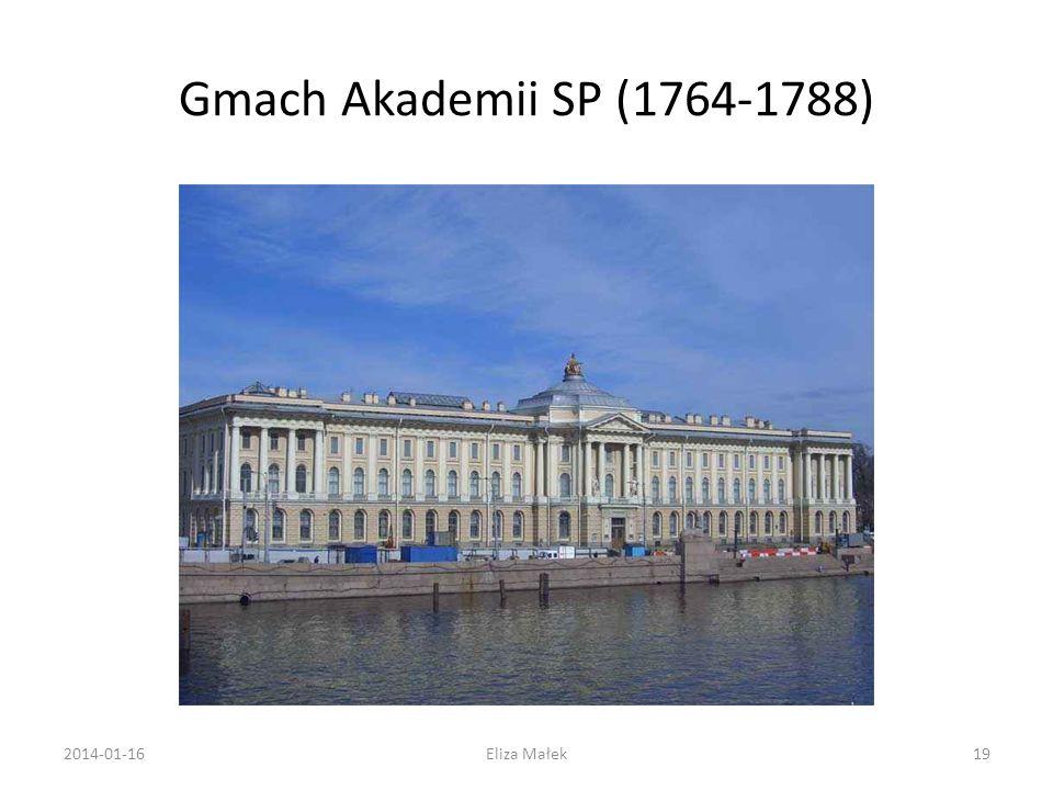 Gmach Akademii SP (1764-1788) 2014-01-1619Eliza Małek