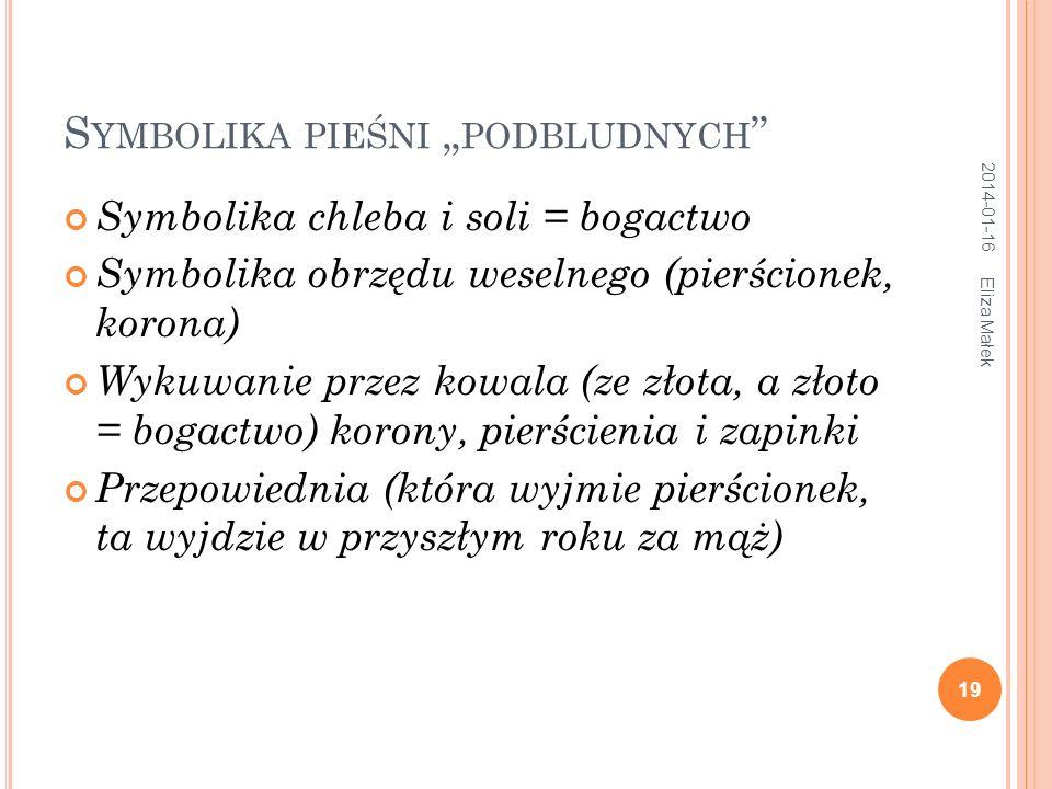 2014-01-16 Eliza Małek 20 Идёт кузнец из кузницы, Слава.