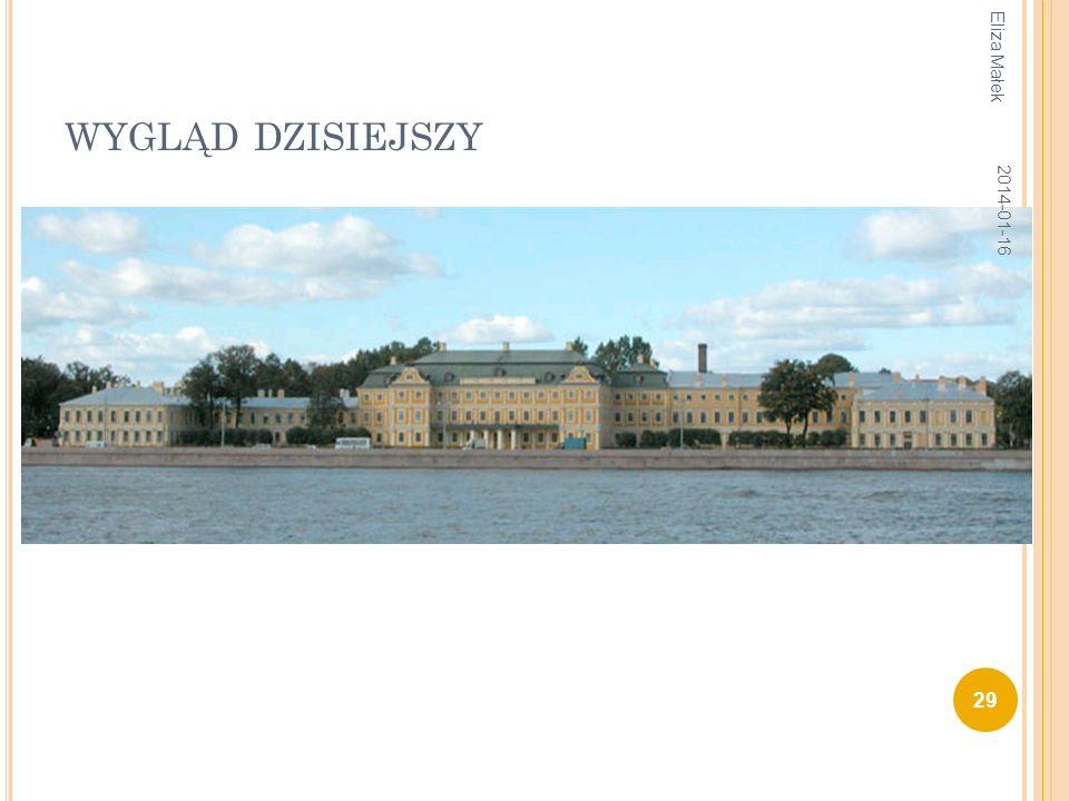 WYGLĄD DZISIEJSZY 2014-01-16 29 Eliza Małek