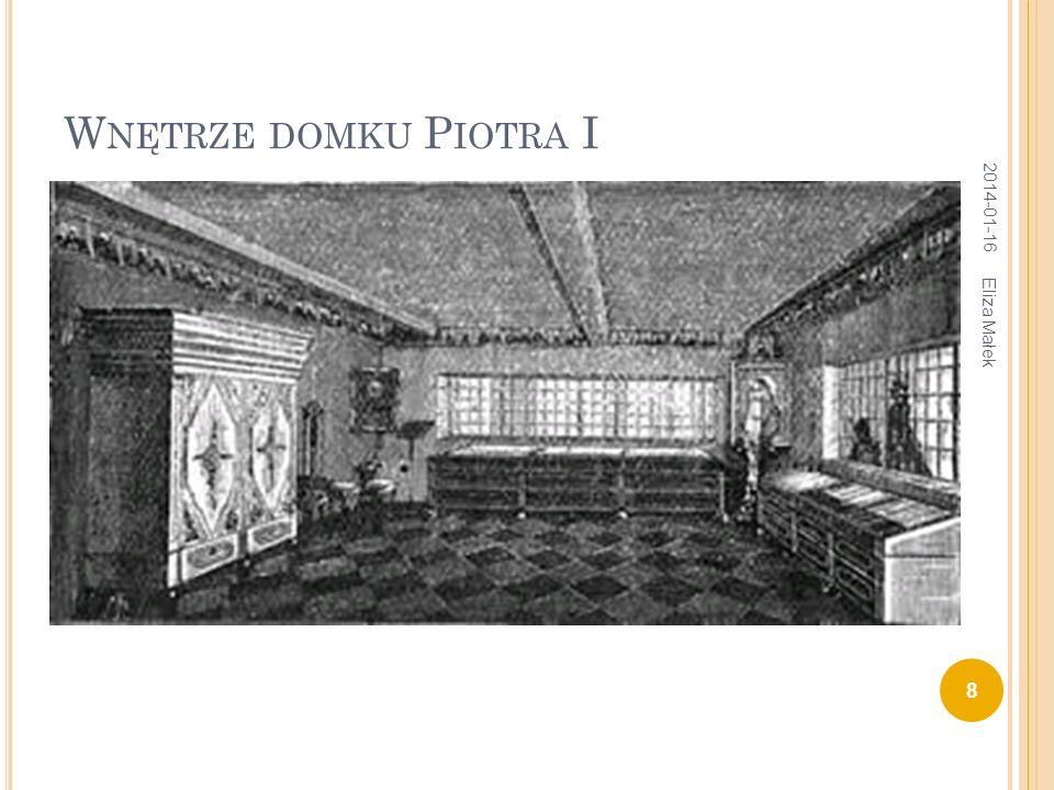 N IEZNANY AUTOR, G MACH D WUNASTU KOLEGIÓW ( DRUGA POŁOWA XVIII W.) 2014-01-16 19 Eliza Małek