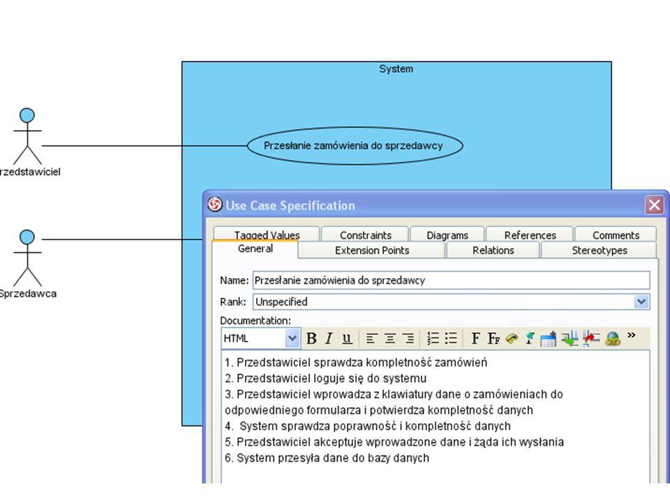 Visual Paradigme - raport