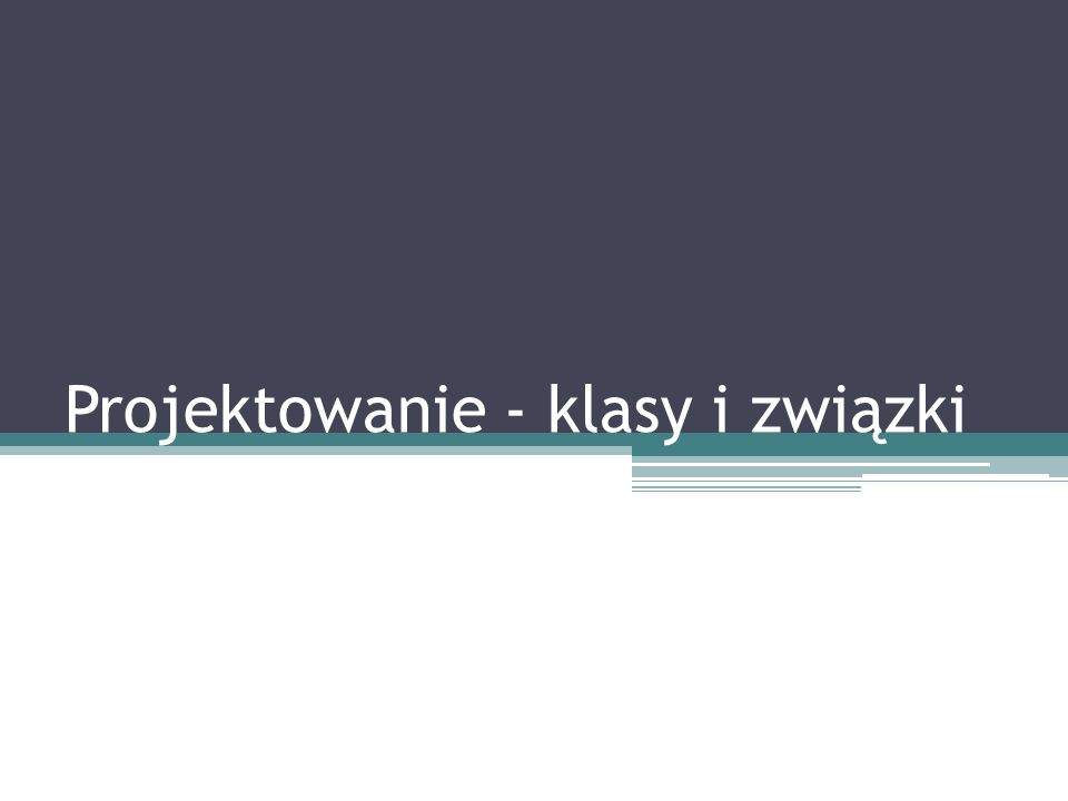 class Kwadrat : Figury { public int bok_a; public Kwadrat(int a) { bok_a = a; } public double Pole() { return bok_a * bok_a; } public double Obwod { get { return 4 * bok_a; }