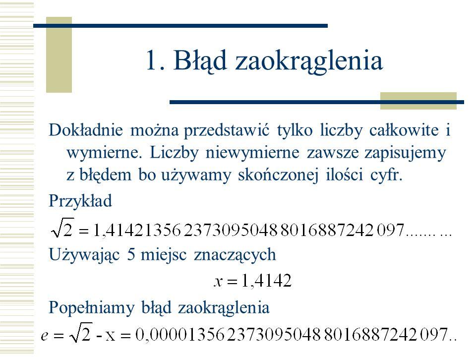 Wykorzystanie Visual Basica Zmienne Typy Single, 1.401298E-45 do 3.402823E38 (+/-) 32bity Double, 4.94065645841247E-324 do 1.79769313486232E308 (64 bity) Boolean, false, true Byte, 0 to 255 Integer, -32,768 to 32,767 Long -2,147,483,648 to 2,147,483,647