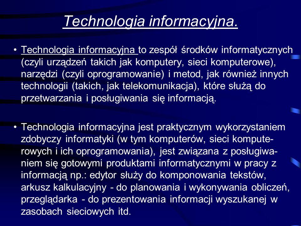Informacje praktyczne: na zajęciach laboratoryjnych należy zawsze mieć pamięć na USB !!! Należy przerabiać zadania robione na wykładzie I ćwiczeniach