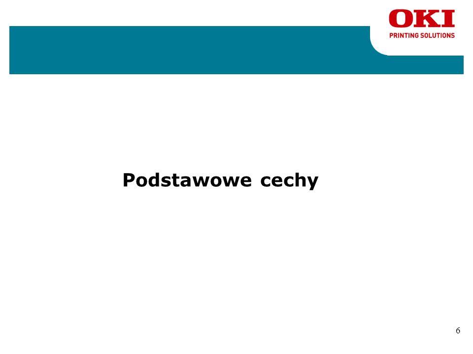 36 ADRESY, KONTAKTY… nProducent: Oki Systems (Polska) Sp.