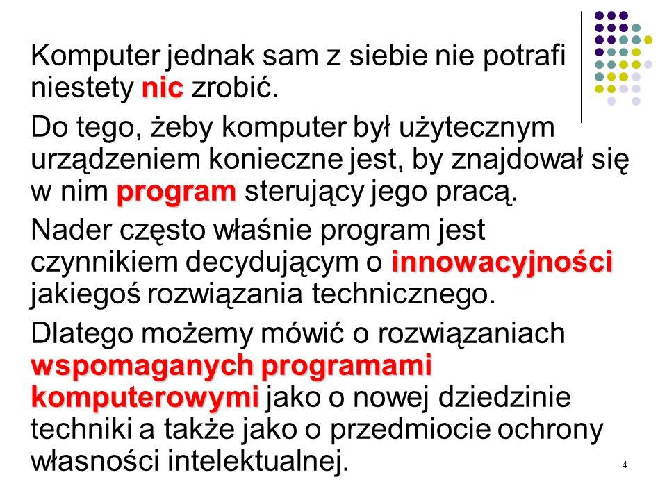 74 Linux stosunkowo nowy (pierwsza edycja 1991) darmowy, zgodny z systemem UNIX, system operacyjny stworzony przez Linusa Torvalda (zobacz: http://wizard.ae.krakow.pl/links/comp.html) http://wizard.ae.krakow.pl/links/comp.html