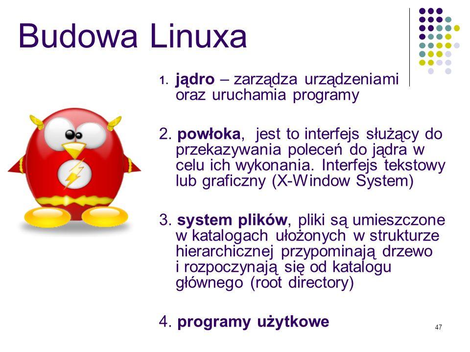 46 nowoczesny wolnodostępny stabilny UNIX system operacyjny klasy UNIX