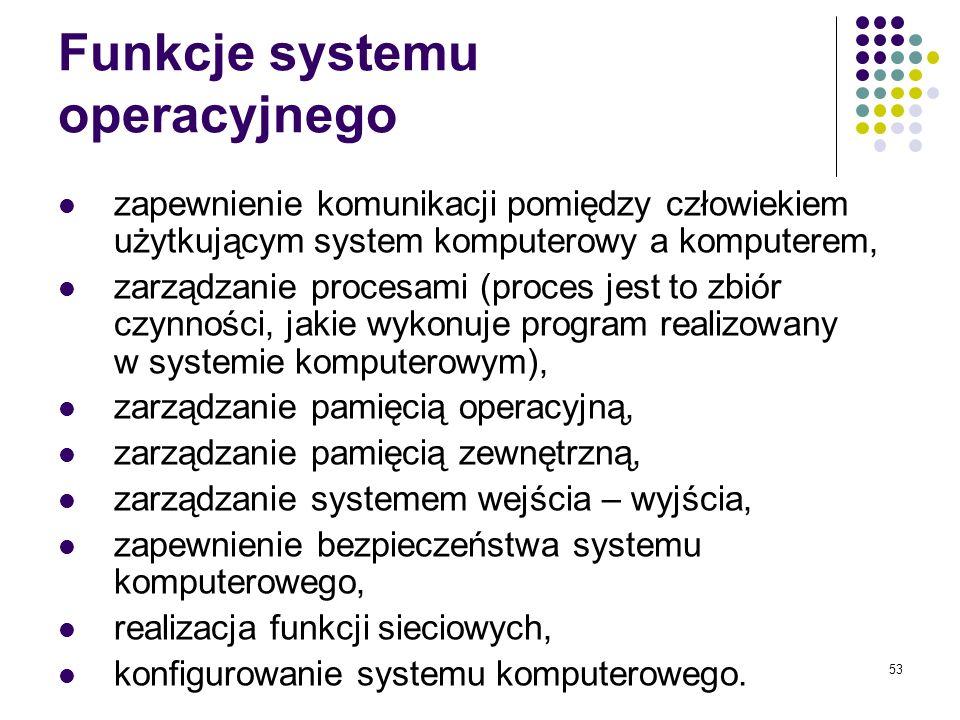 52 W dużych systemach komputerowych ślady tej wojny są prawie niezauważalne: w sieciach komputerowych swobodnie współpracują ze sobą elementy należące