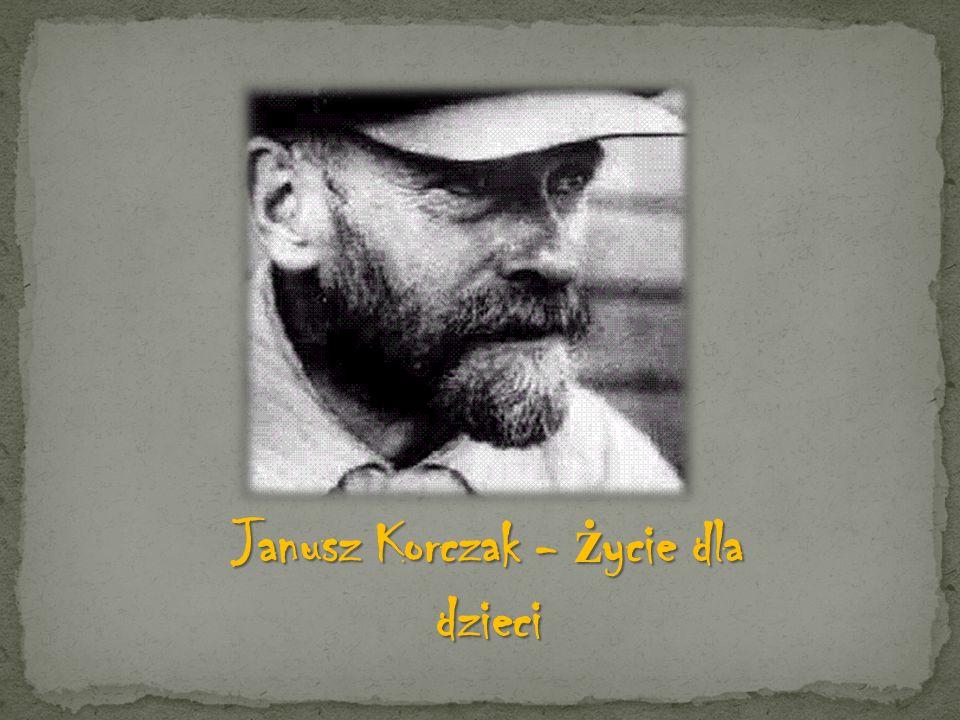 Janusz Korczak (nazwisko rodowe Henryk Goldszmit) urodził się 22 lipca 1878 lub 1879 roku w Warszawie w inteligenckiej rodzinie pochodzenia żydowskiego.