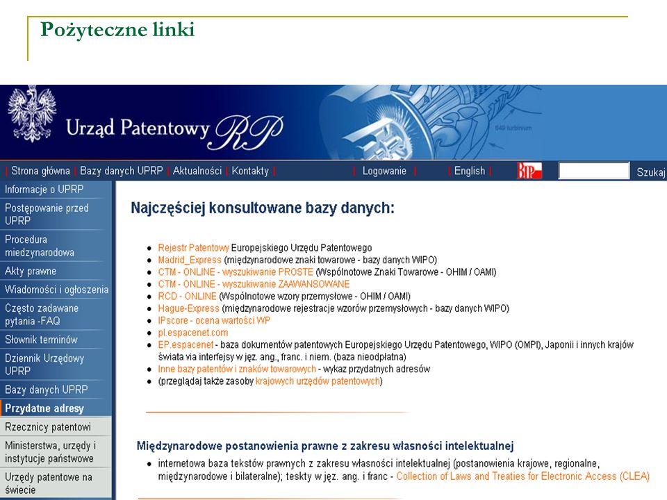 Wzory czeskie http://isdvapl.upv.cz/