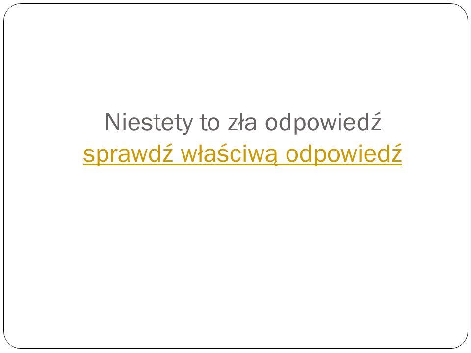 Bardzo dobrze, to właściwa odpowiedź Internet i world wide web (www) nie są synonimami czyli to nie to samo.