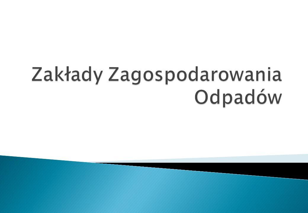 Na podstawie opracowanych dokumentacji ukształtowane zostały zasięgi obsługi gmin przez każde z wyznaczonych ZZO.