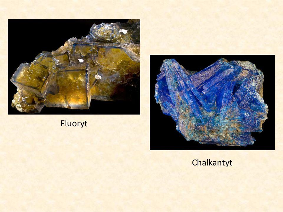 Fluoryt Chalkantyt