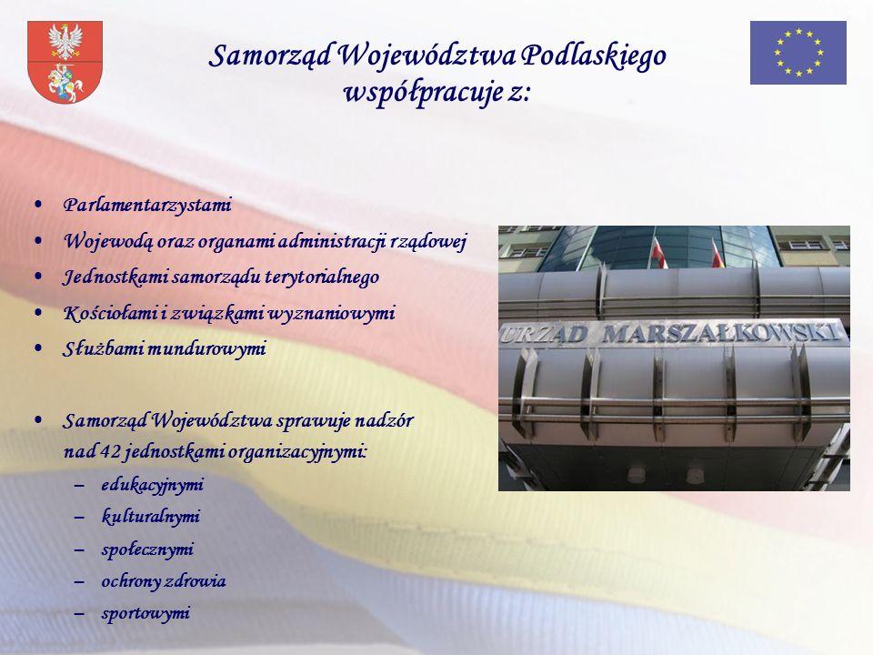 Parlamentarzystami Wojewodą oraz organami administracji rządowej Jednostkami samorządu terytorialnego Kościołami i związkami wyznaniowymi Służbami mun