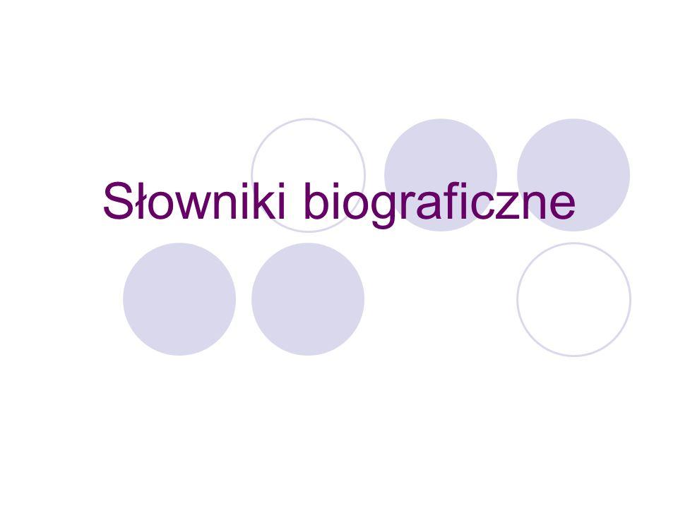 Słownik biograficzny ekonomistów polskich od XIII wieku do połowy wieku XX Wydawcą jest Wyższa Szkoła Pedagogiczna im.