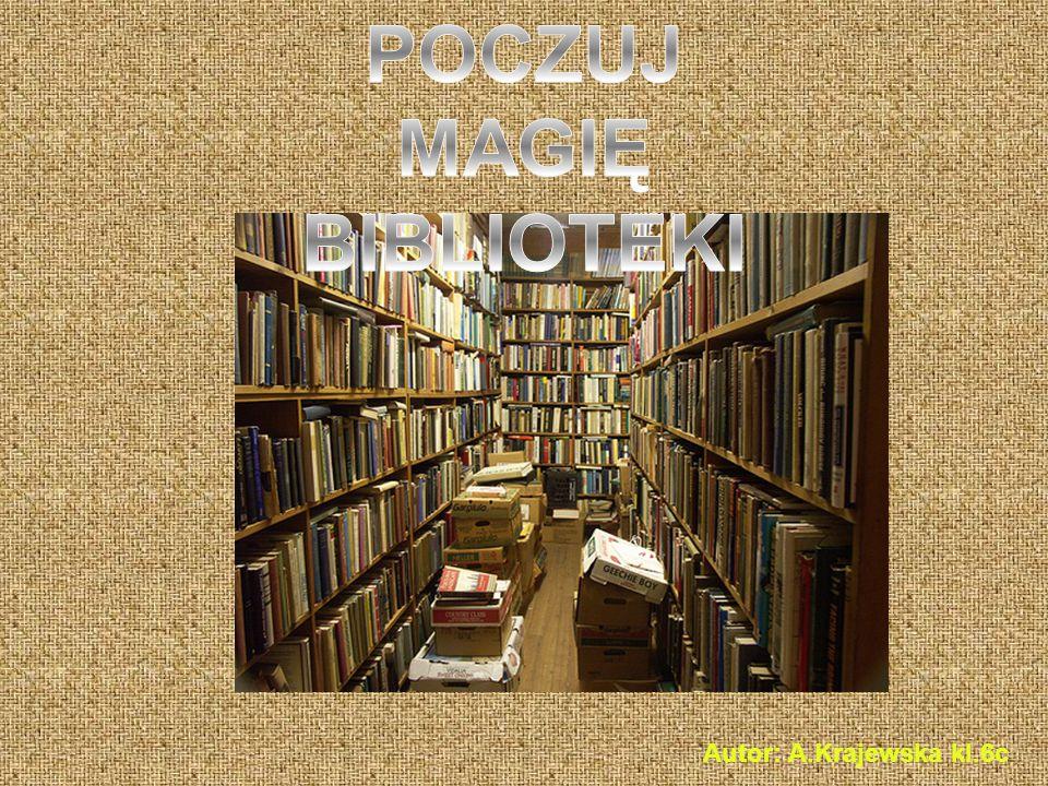 Autor: A.Krajewska kl.6c