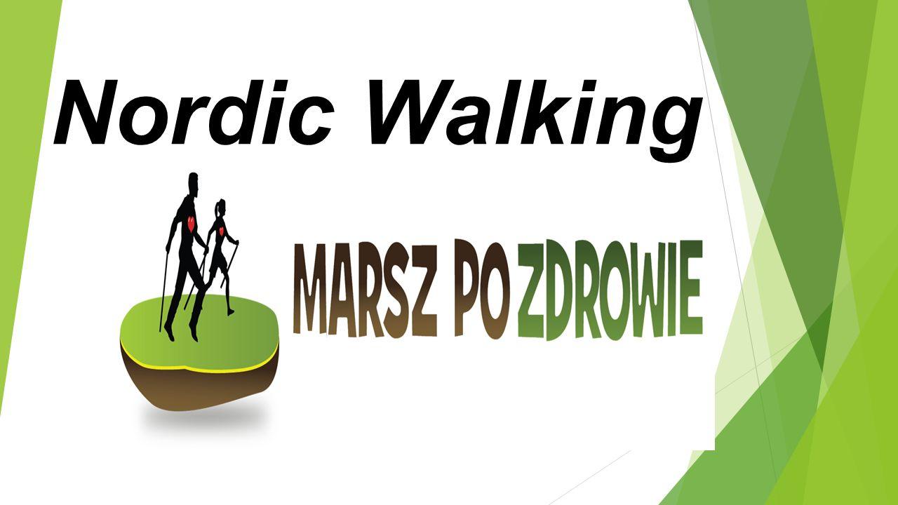 Do głównych walorów zdrowotnych Nordic Walking zaliczyć możemy : - poprawę funkcjonowania układu krążenia - poprawę koordynacji ruchowej - podniesienie spalania kalorii w porównaniu do spaceru bez kijów (więcej uaktywnionych mięśni, a co za tym idzie - większe zużycie energii).