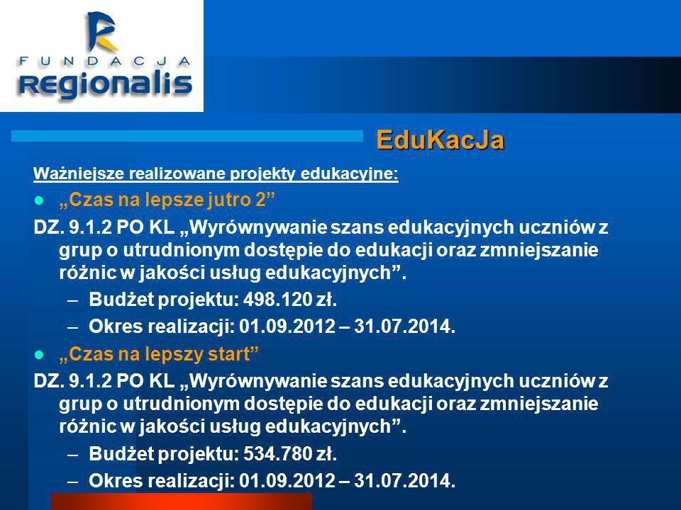 Badania i wnioski Polska: W Polsce realizowane są w ramach PO projekty aktywizujące kobiety, jednak zdecydowana większość z nich dotyczy wsparcia zawodowego, niniejszy projekt odpowiada na potrzebę podniesienia poziomu podmiotowości społecznej kobiet; na wybranym obszarze nie są prowadzone projekty o podobnym charakterze.