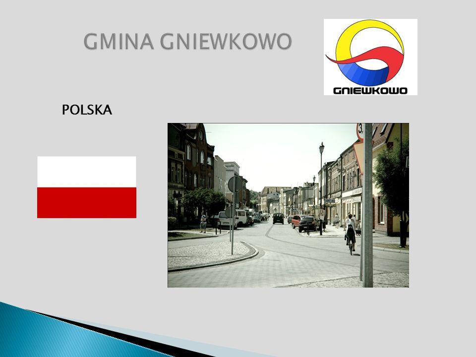 GMINA GNIEWKOWO POLSKA