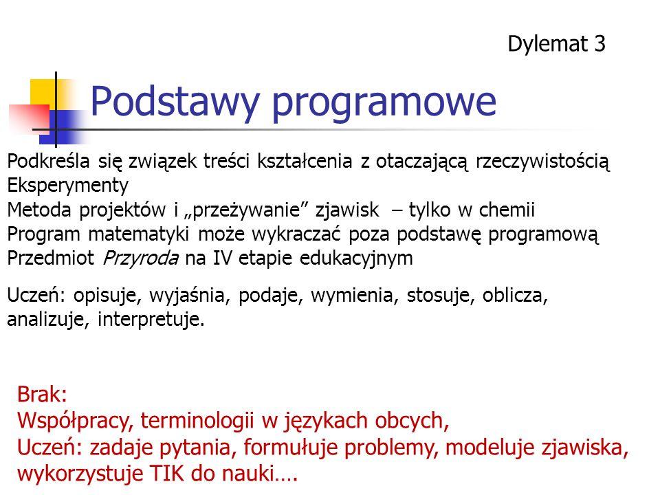 Kompetencje kluczowe a eTwinning Rada i Parlament Europejski przyjęły w 2006 roku dokument Kompetencje kluczowe w uczeniu się przez całe życie.