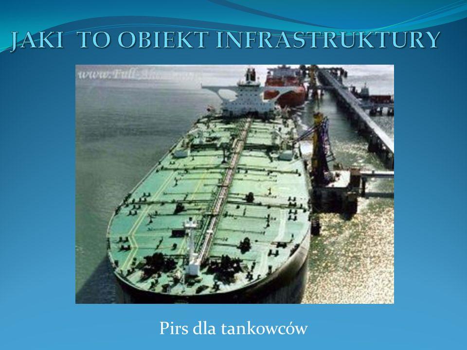 Pirs dla tankowców