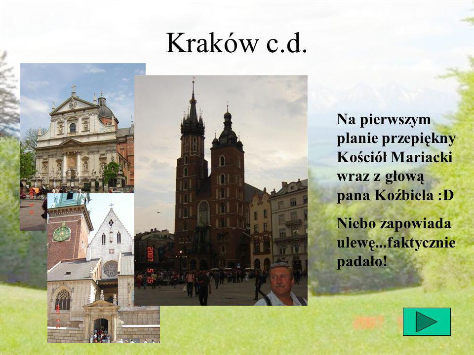 Kraków c.d.