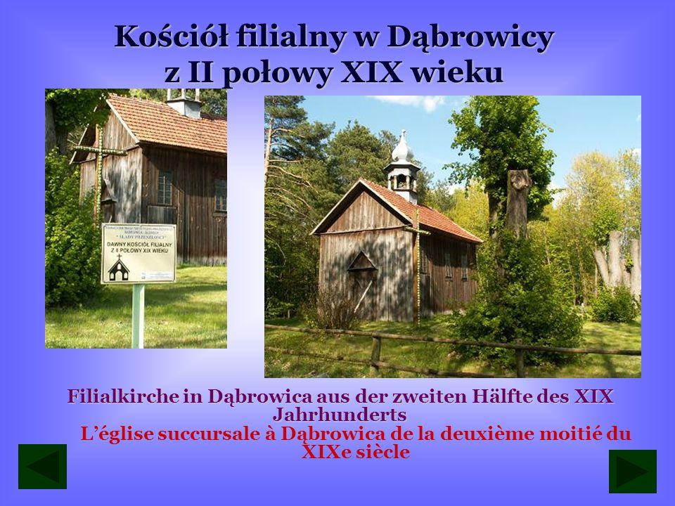 Edukacyjna Trasa Turystyczno Krajoznawcza Dąbrowica-Słoboda Landeskundlich - Touristischer Weg Die Vergangenheitsspuren Die Vergangenheitsspuren Litin