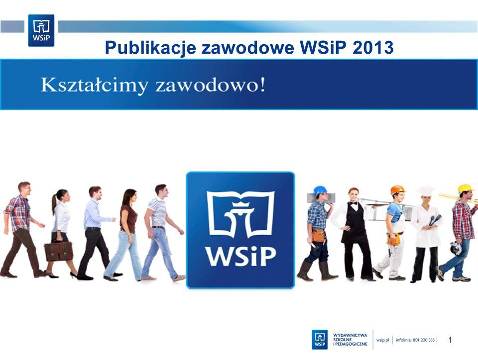 1 Publikacje zawodowe WSiP 2013