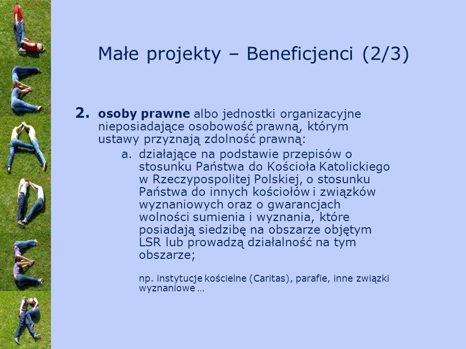 2. osoby prawne albo jednostki organizacyjne nieposiadające osobowość prawną, którym ustawy przyznają zdolność prawną: a.działające na podstawie przep