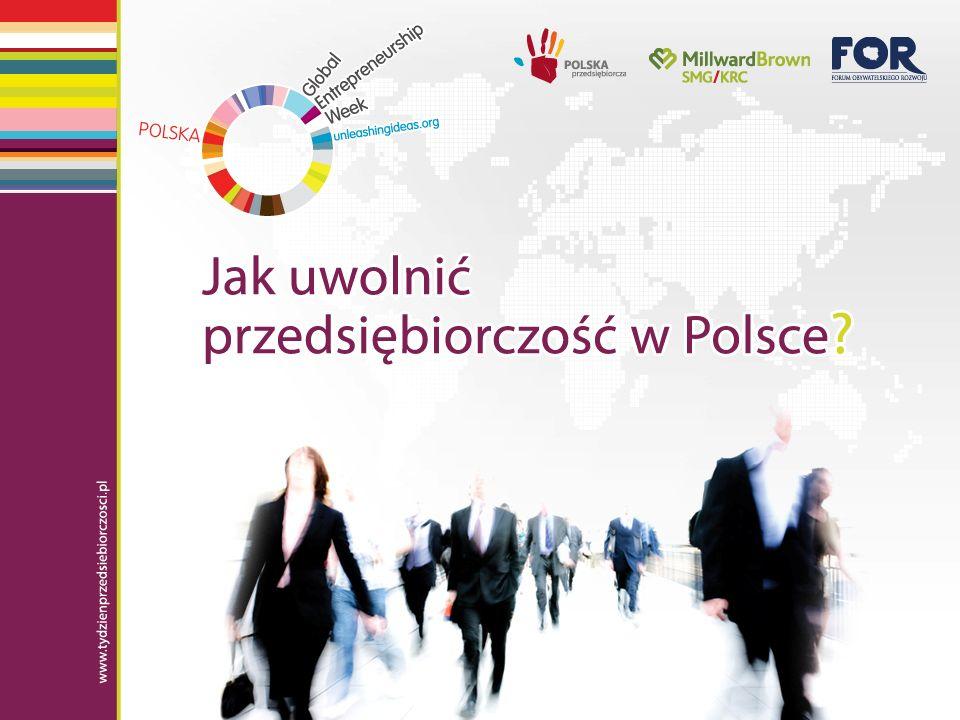 Doing Business 2009 – Polska na tle krajów regionu KrajPozycja Estonia22 Litwa28 Łotwa29 Słowacja36 Węgry41 Czechy75 Polska76