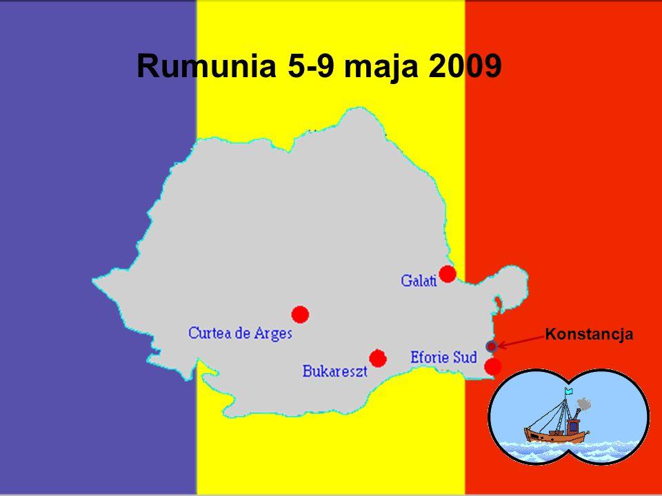 Rumunia 5-9 maja 2009 Konstancja