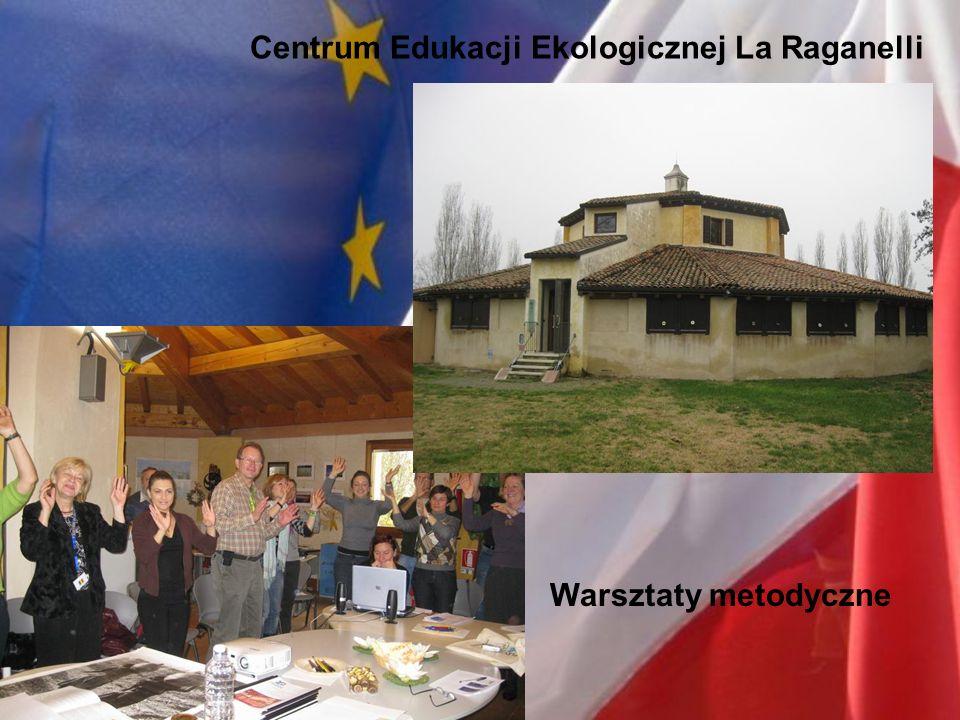 Centrum Edukacji Ekologicznej La Raganelli Warsztaty metodyczne
