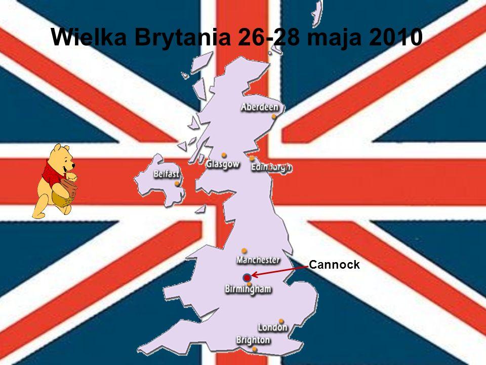 Wielka Brytania 26-28 maja 2010 Cannock