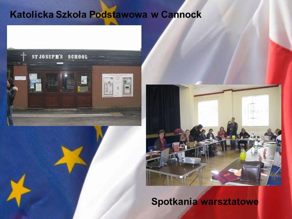Katolicka Szkoła Podstawowa w Cannock Spotkania warsztatowe