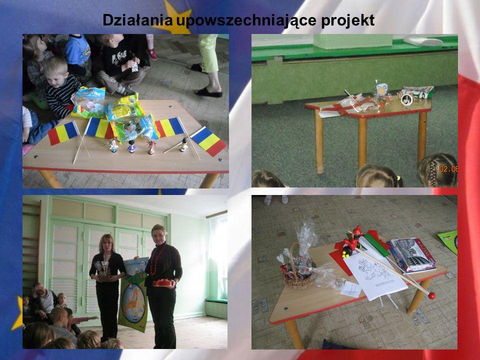 Działania upowszechniające projekt