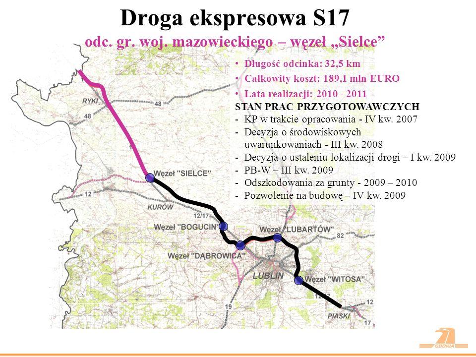 Droga ekspresowa S17 odc.