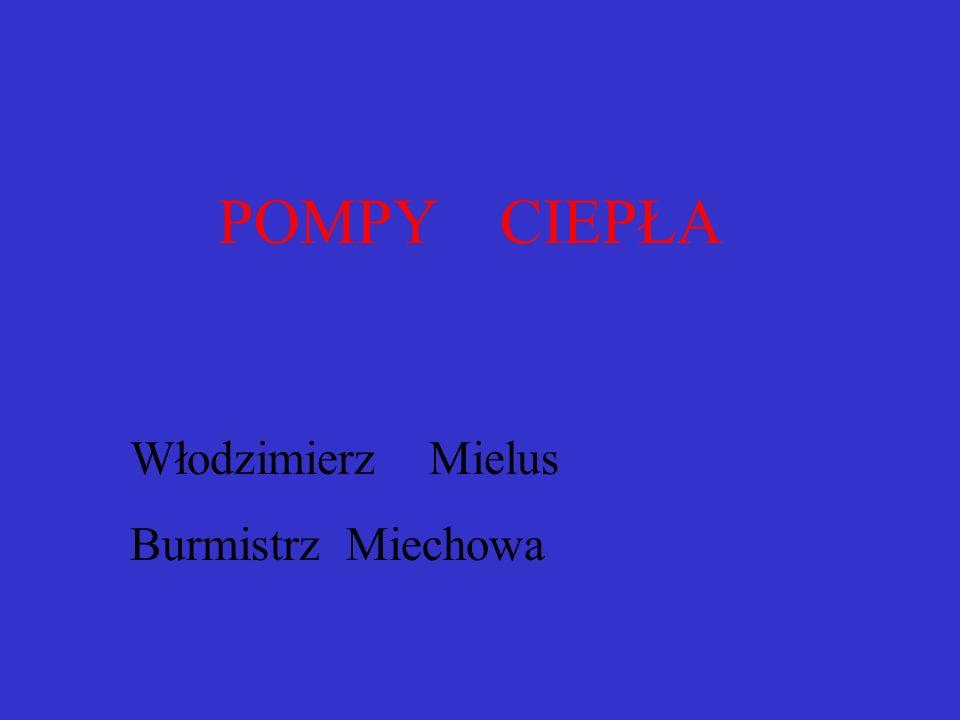 Koszt ogrzewania w poszczególnych szkołach w przeliczeniu na 1 m 2 w roku 2003 w Gminie Miechów.