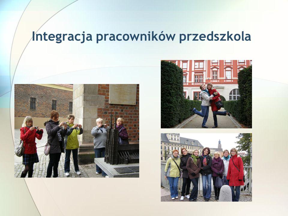 Integracja pracowników przedszkola