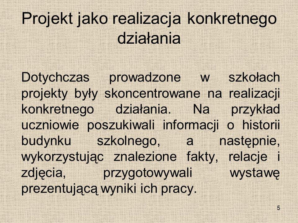 Projekt edukacyjny A to Polska właśnie!