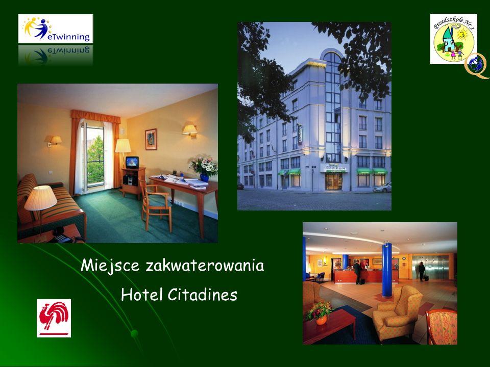 Miejsce zakwaterowania Hotel Citadines